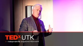 Techonomics - the dawning of the virtual age: Lee Martin at TEDxUTK 2014