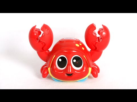 Little Tikes Lil' Ocean Explorers Catch Me Crabbie from MGA Entertainment