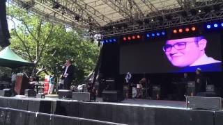 NACHAS - Israel Day Concert 2014- Badaboom & Ah Simcha