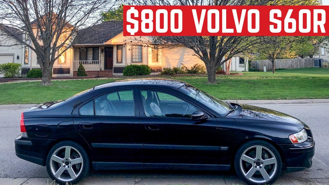 Who Owns Volvo >> I OWNED This Volvo S60R For One Day And I SHOULDN'T Have