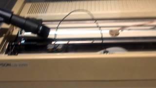 The User Symphony 2 For Dot Matrix Printers