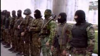 Клип на песню Спецназ 2009 год