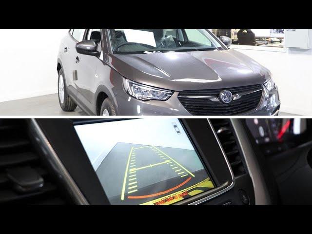 Reversing Camera | Vauxhall Grandland X