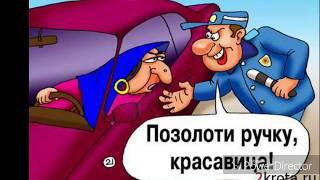 Инспектор ДПС нашел сумку с... Сюрпризом))