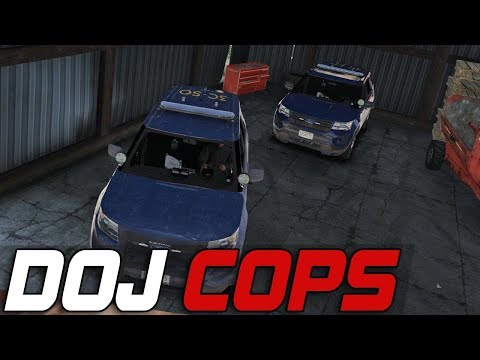Dept. of Justice Cops #324 - Collecting The Cars (Criminal)