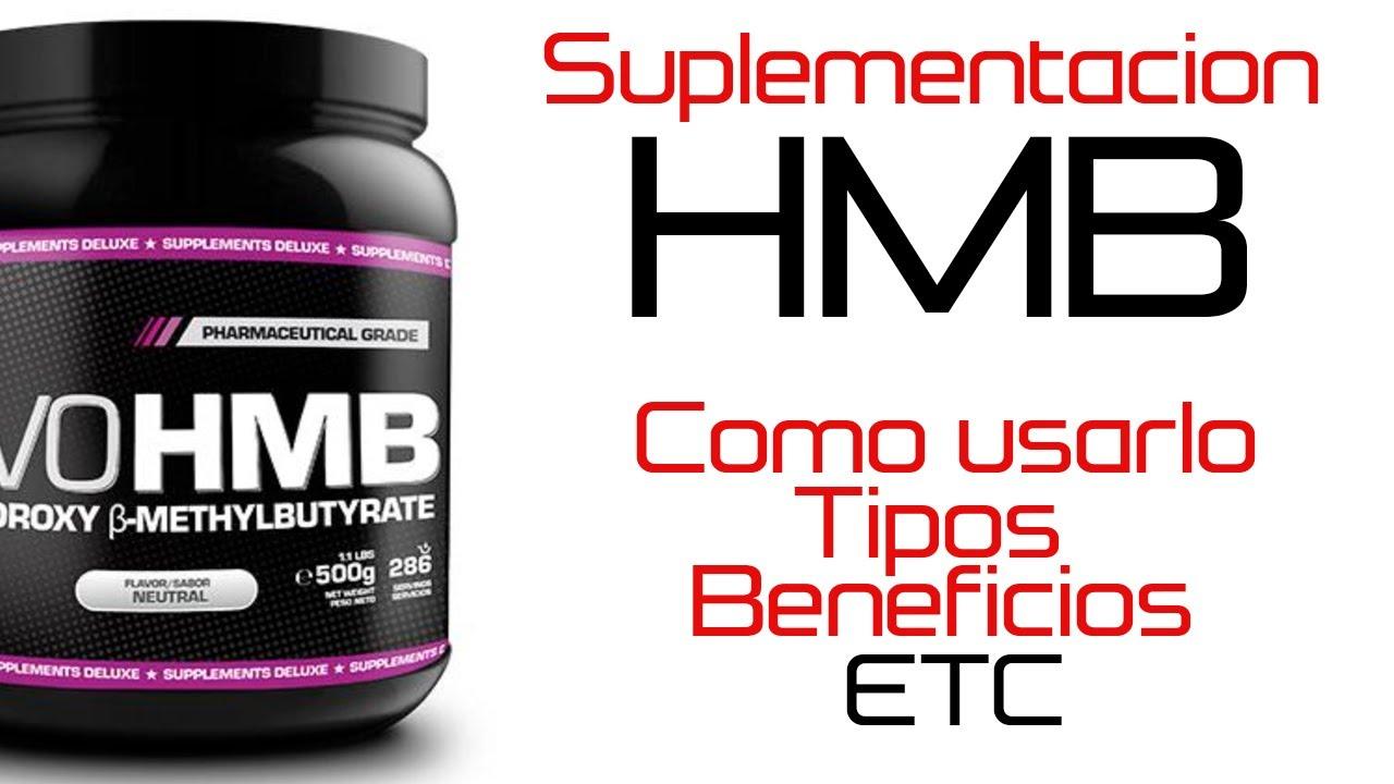 hmb optimum nutrition como tomar