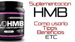 SUPLEMENTO HMB - SUPLEMENTACION DEPORTIVA