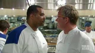 Gordon Ramsay Hell's Kitchen Medley Of Insanity #1