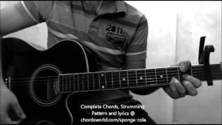 Singapore Sling (Dahil Kilala Na Kita) Chords by Sponge Cola - chordsworld.com