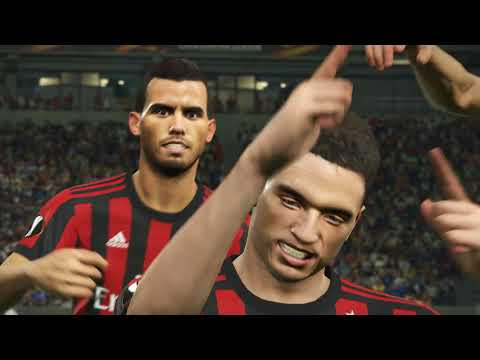 Pro Evolution Soccer 2018 (PC)  FINAL UEFA Europa League