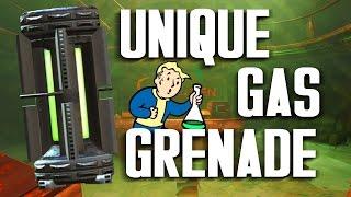 Fallout 4 - HalluciGen Gas Grenade - Unique Grenade Location Guide