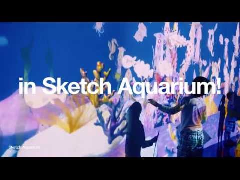 teamLab world: Dance! Art Museum,Learn&Play! Future Park  / Promotion Movie (kids ver.)