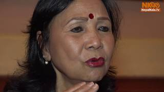 प्रेम सबैको राम्रो हुन्छ तर मेरो प्रेम अलि अपारको  छ : बसुन्धरा भुसाल Basundhara Bhusal