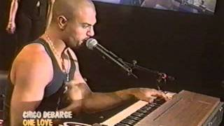 "Chico Debarge Live Part 2 ""No Guarantee"" & ""One Love"""