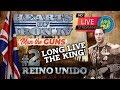 "Directo    Hearts of Iron IV: Man de Guns - UK ""Recuperando el imperio"" #2"