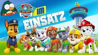 PAW PATROL Im Einsatz Deutsch Zeichentrick Kinderspiele und Kindervideos