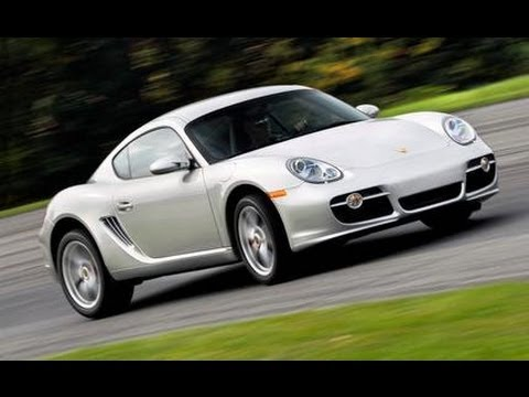 2009 Porsche Boxster And Cayman 2009 10best Cars Car And Driver