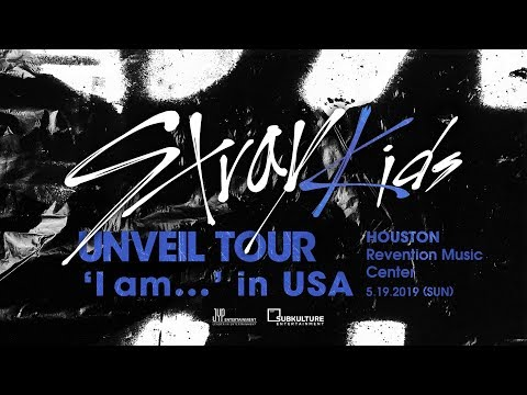 Stray Kids Unveil Tour In USA Details