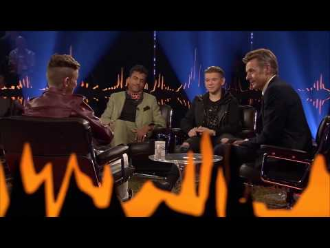 Marcus & Martinus - Skavlan Interview (English Subs)