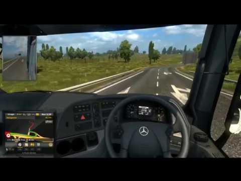 Nerd³ Trucking Lowkey Stream - Euro Truck Simulator 2 - 15th June 2017 - Featuring Rebecca