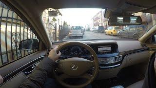Mercedes-Benz S350 CDI 2012 - W221 - Test Drive POV (4k)