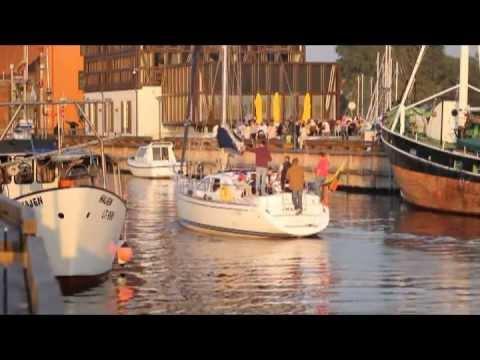 Klaipėdos uostas - pristatymas
