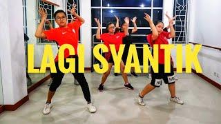 LAGI SYANTIK DANCE CHALLENGE LAGI SYANTIK DANCE VIDEO DANCE CHOREOGRAPHY