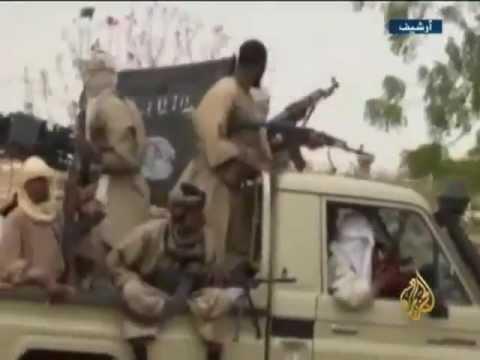 Ansar Dine capture douze soldats maliens en fuite près de Mopti