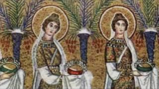 Ambrosian chant - Αινείτε τον Κύριον