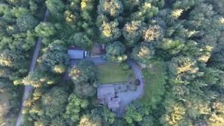 B.P. Farms by drone!
