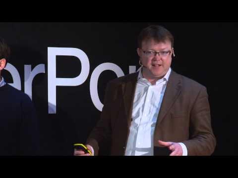 Smart laws | Martyn Dorey & Stephen Ozanne | TEDxStPeterPort