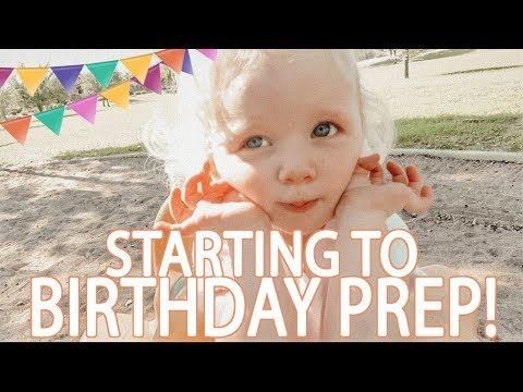 2ND BIRTHDAY PARTY THEME + TRADER JOES HAUL / Day In The Life Of A Mom