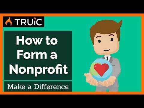 How To Start A Nonprofit Organization - 501c3 Organization