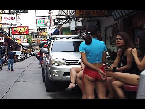 Pattaya Girls: The New Normal Without Tourists In Thailand (4K)