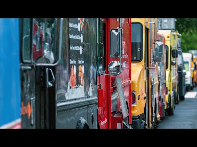 4 Considerations for your Food Truck Parking Lot