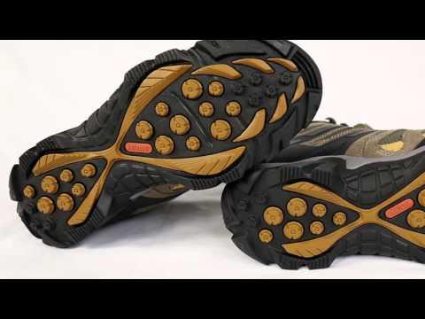 Wolverine 5745 Wilderness Waterproof Hiking Boots