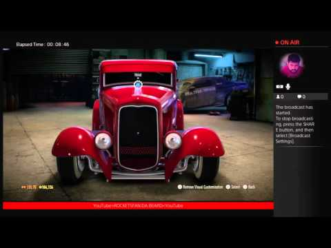 New Update, hot rods, drag racing, bigger garage, and manual transmission!!!