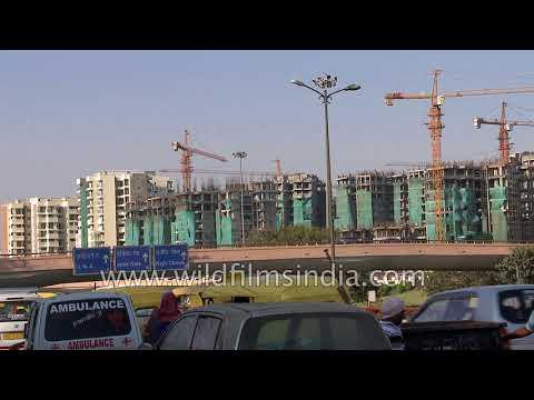 New Delhi gets a fresh wave of construction at Kidwai Nagar and Nauroji Nagar