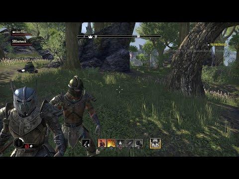 Elder Scrolls Online Beginner Builds