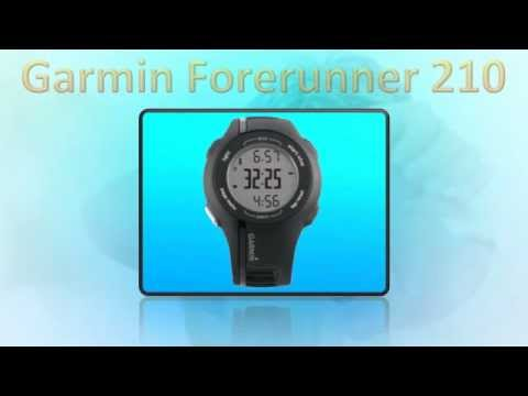 210 GPS Bekijk Forerunner recensie Youtube Garmin uPikOZX
