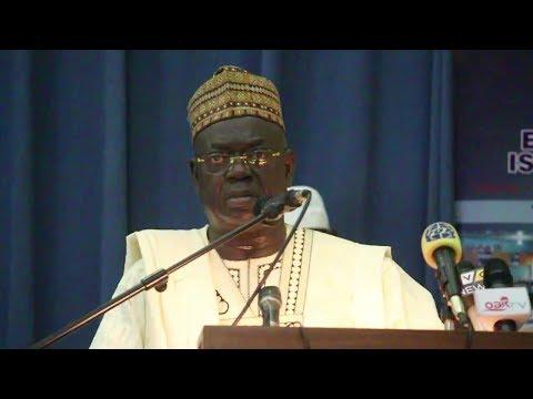 Babangida backs Emir of Kano on new Polygamy Law at Habibiyah Ramadan Lecture