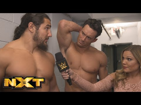 Is more trouble on the way for Moss & Sabbatelli's partnership?: NXT Exclusive, March 14, 2018