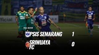 [Pekan 27] Cuplikan Pertandingan PSIS Semarang vs Sriwijaya FC, 23 Oktober 2018