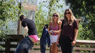 PANTS FALLING DOWN PRANK!