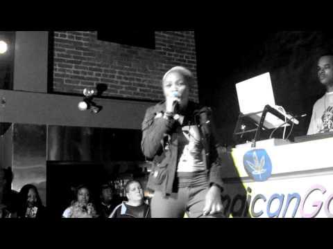 Queen Ifrica @ Ivar (Jamaican Gold) December 2009