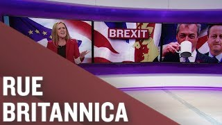 Rue Britannia | Full Frontal with Samantha Bee | TBS by : Full Frontal with Samantha Bee