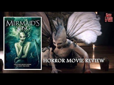 MERMAID'S SONG ( 2015 Iwan Rheon ) aka CHARLOTTE'S SONG Horror Movie Review
