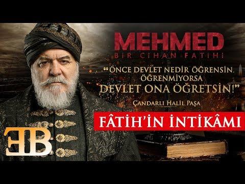 Fatih'in İntikamı ve Çandarlı Halil Paşa