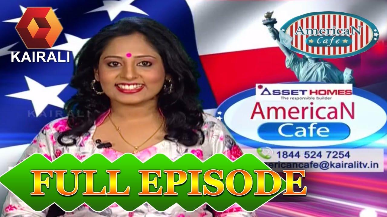 American Cafe | 7th November 2016 |  Full Episode