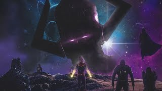 How GALACTUS debuts in AVENGERS ENDGAME